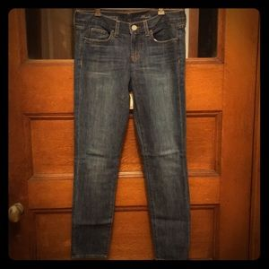 J. Crew Ankle Toothpick Jeans